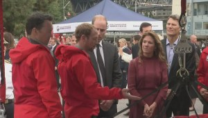 Royal tour charity agenda in Vancouver